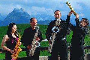 Serenade am Nebelhorn