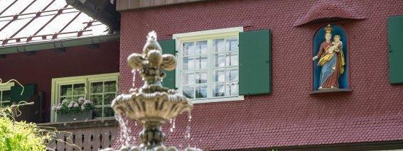 Denkmalgeschütztes Haus, ehemals Grafenvilla mit all seinen Schönheiten