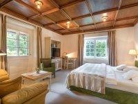 Zimmer und Suiten in edlem Ambiente