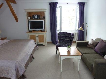 Beispiel Wohnbereich im DZ Typ Burton