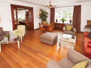 Historisches Landhaus Ambiente im Salon des Geldernhauses