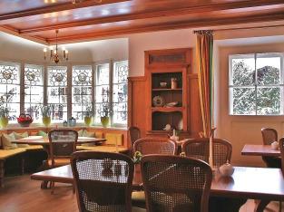 Frühstücksraum im Geldernhaus