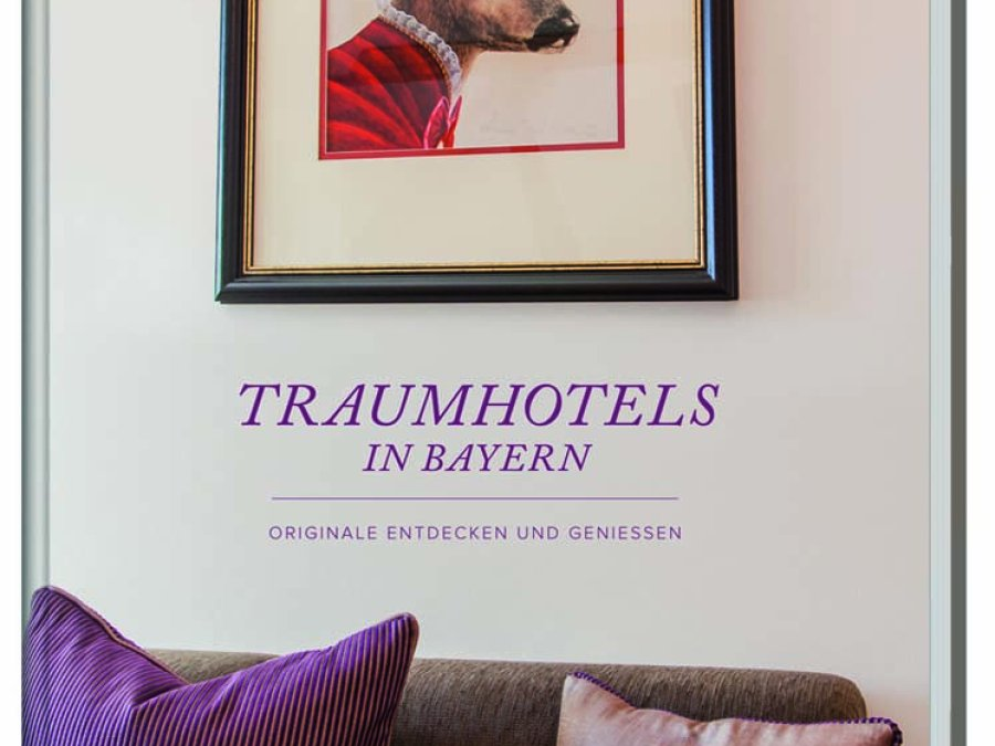 Titelbild Traumhotels in Bayern Sightsleeping