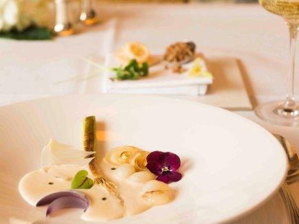 Auf Wunsch ist ein kulinarisches Verwöhnprogramm für Geldernhaus Gäste buchbar