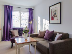 Doppelzimmer Burton - schön und gemütlich