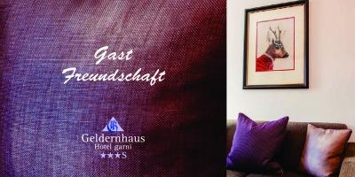 Geldernhaus Hotelinformation