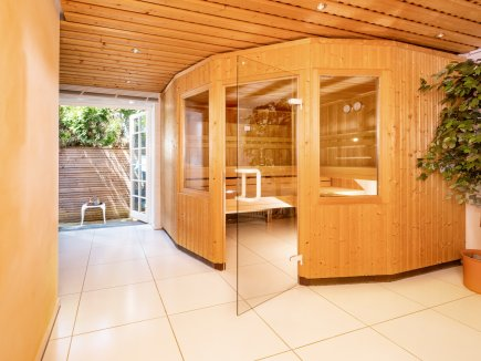 Geldernhaus Sauna für Hausgäste