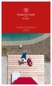 Parkhotel Frank Hotelinformation 2020