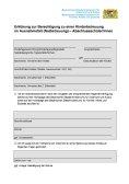 Erklärung zur Berechtigung zu einer Kinderbetreuung im Ausnahmefall (Notbetreuung) – Abschlussschüler/innen