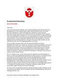 Elterninfo Grundschule Rettenberg