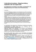 Bedarfsermittlung Kiga 2021 - 2022