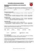 Buchungsanmeldung bei der Ferienbetreuung für Schulkinder