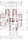 Grundriss Wohnung 6, Haus 1