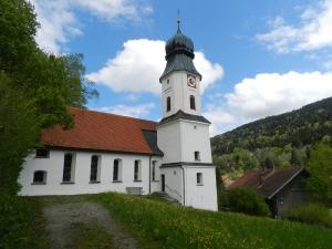 POI-Kirche St. Antonius Rottach TI Rettenberg