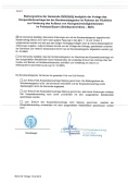 Modul 7: Bestätigung der Freigabe des Kooperationsvertrages bei der Bundesnetzagentur