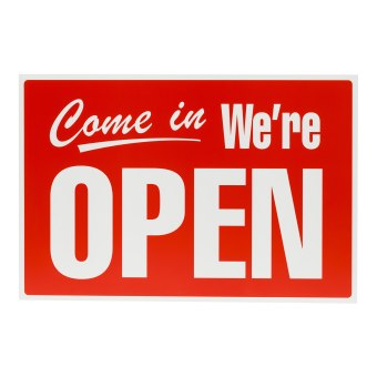 Geöffnet