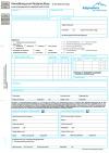 Anmeldefomular Netzanschluss (Erstanmeldung)