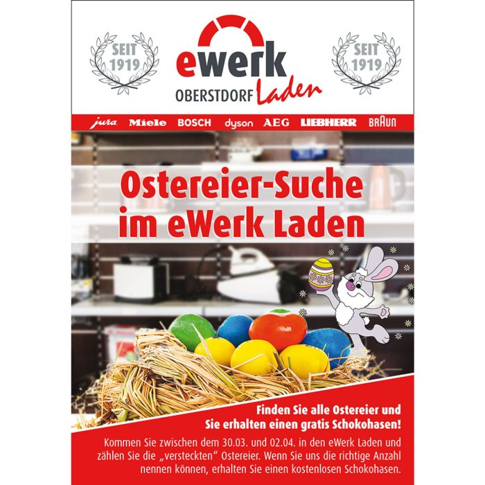 Oster-Aktion