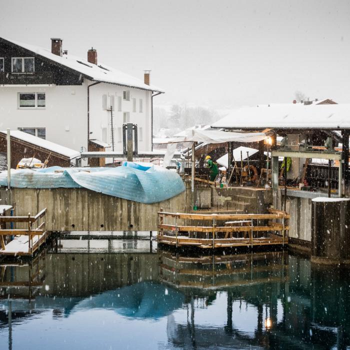 Hochwasserschutz Mühlenwehr