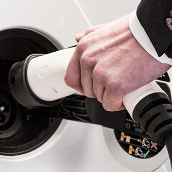 Ladestation für Elektroautos