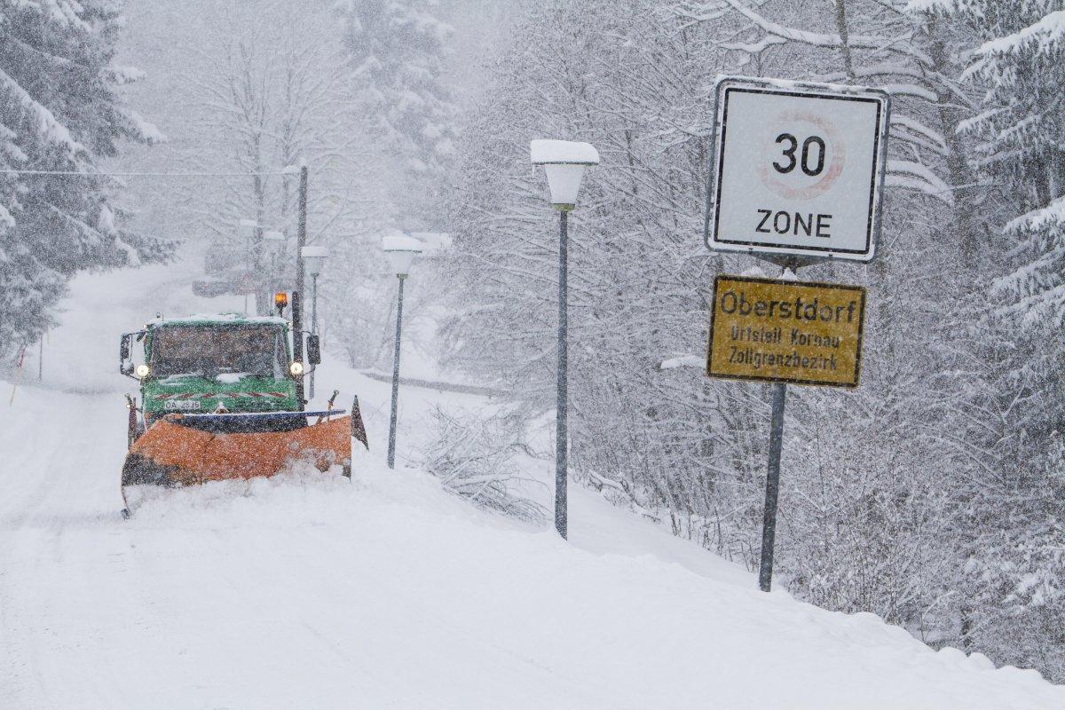 Winterdienst Kornau