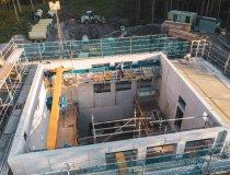 Kraftwerk Illerursprung - Brückenkran
