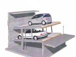 Garagendoppelparkerplätze