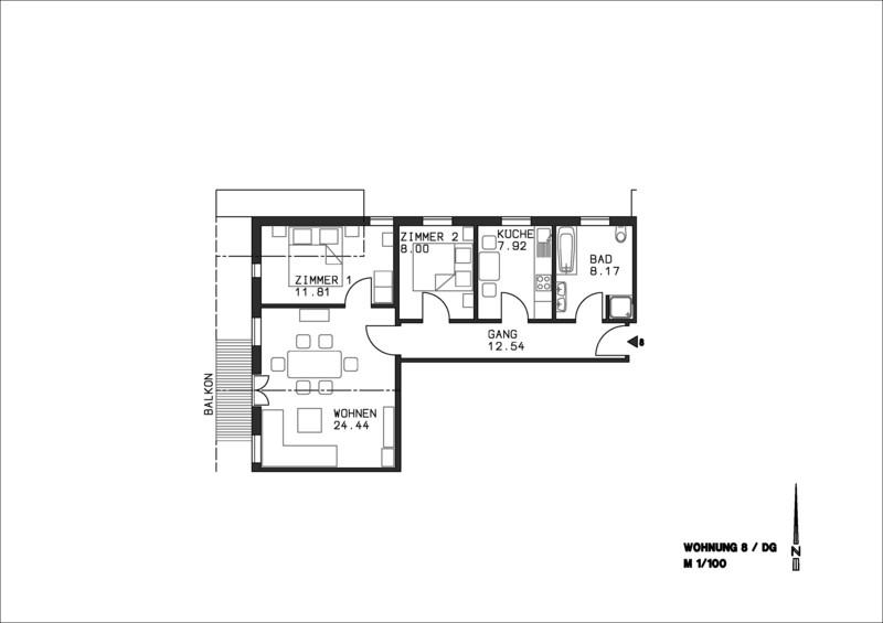 Ferienwohnung Georg Mayer Haus / Wohnung 8 (2397457), Oberstdorf, Allgäu (Bayern), Bayern, Deutschland, Bild 14