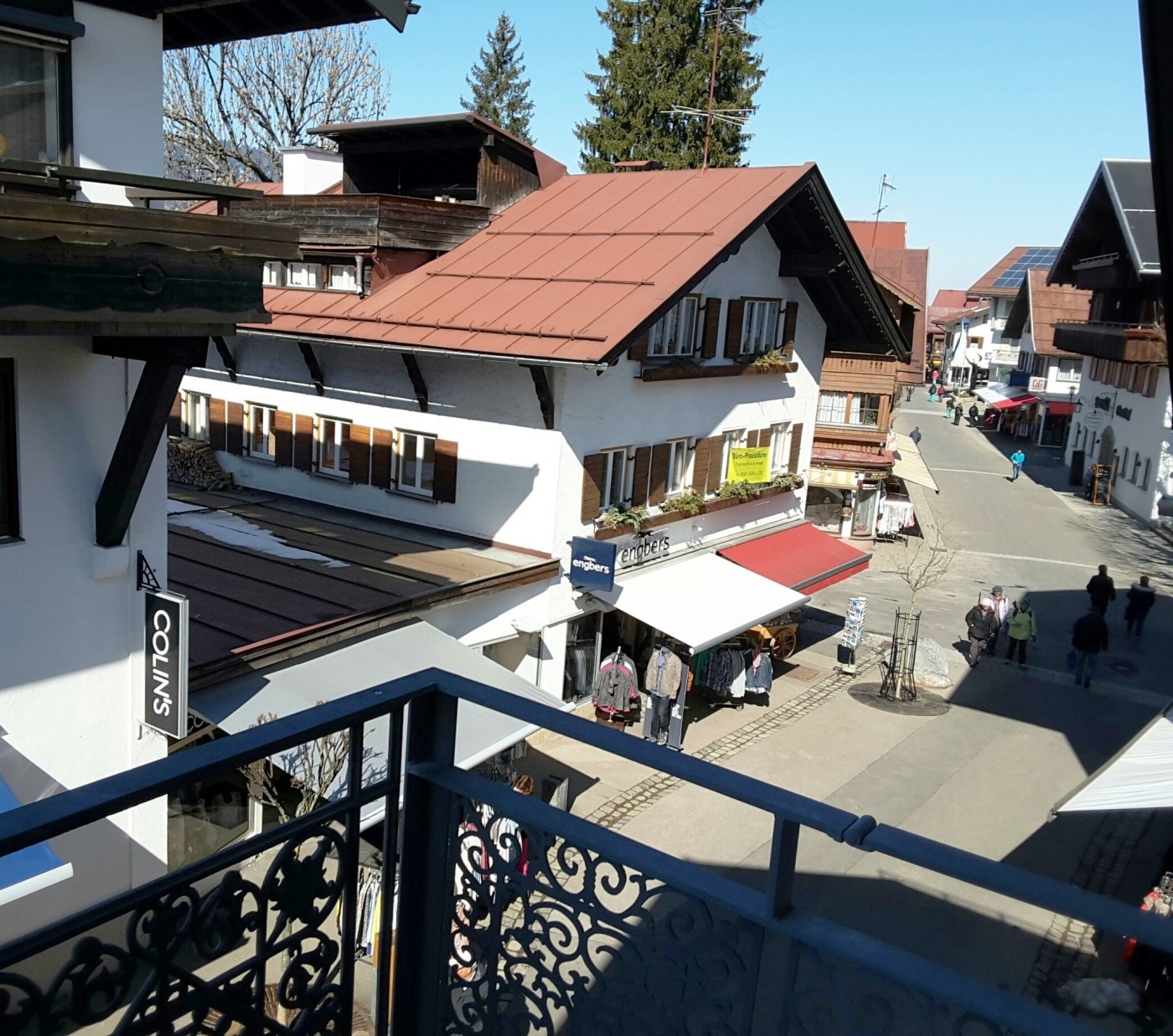 Ferienwohnung Georg Mayer Haus / Wohnung 8 (2397457), Oberstdorf, Allgäu (Bayern), Bayern, Deutschland, Bild 12
