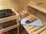 Sauna im Georg Mayer Haus