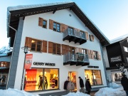 Georg Mayer Haus im Winter