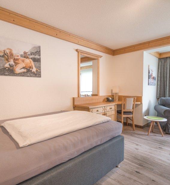 Einzelzimmer Edelweiß Landhaus