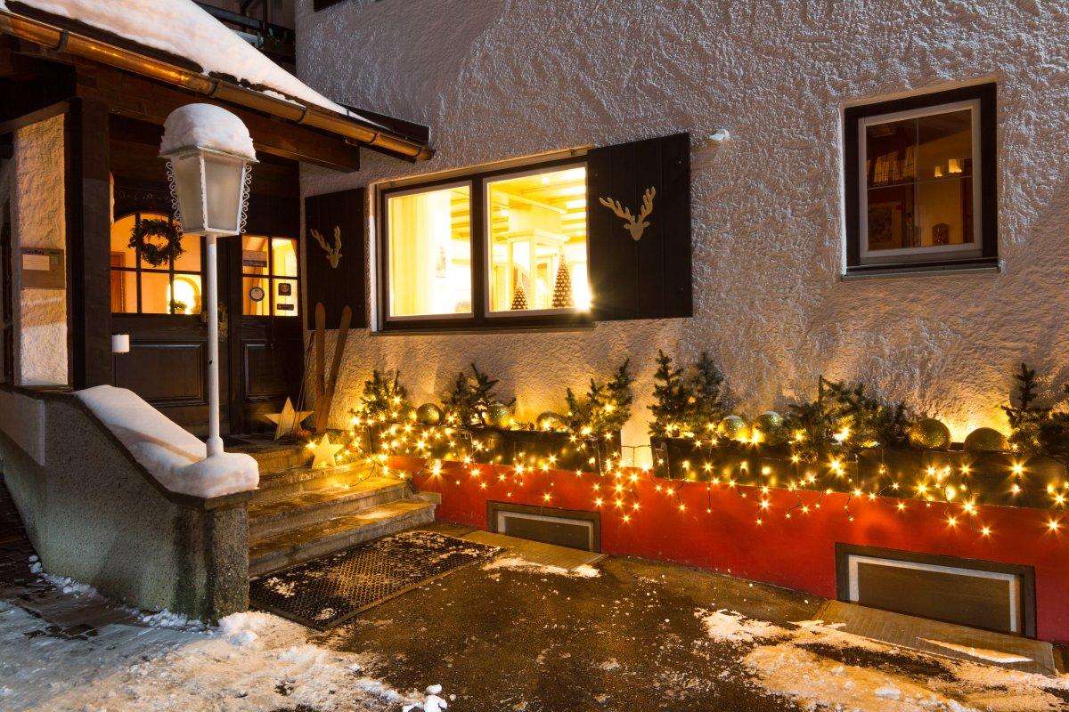 Gerberhof bei Nacht