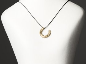 Hufeisen Halskette