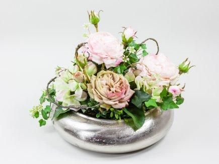 Schale mit Englischen Rosen (00031)