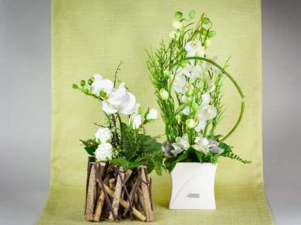 Orchideengestecke (00158)