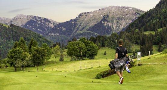 Golfplatz Steibis