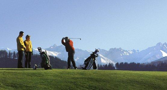 Einstieg-golf