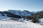 Schneesicheres Skigebiet