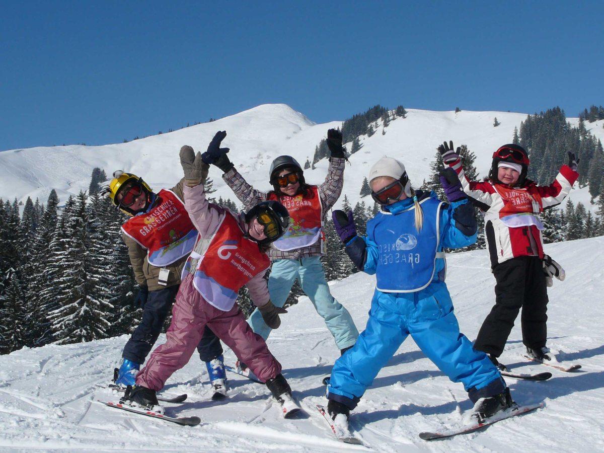 Kinder-Skikurs