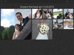 Impressionen unserer Hochzeit