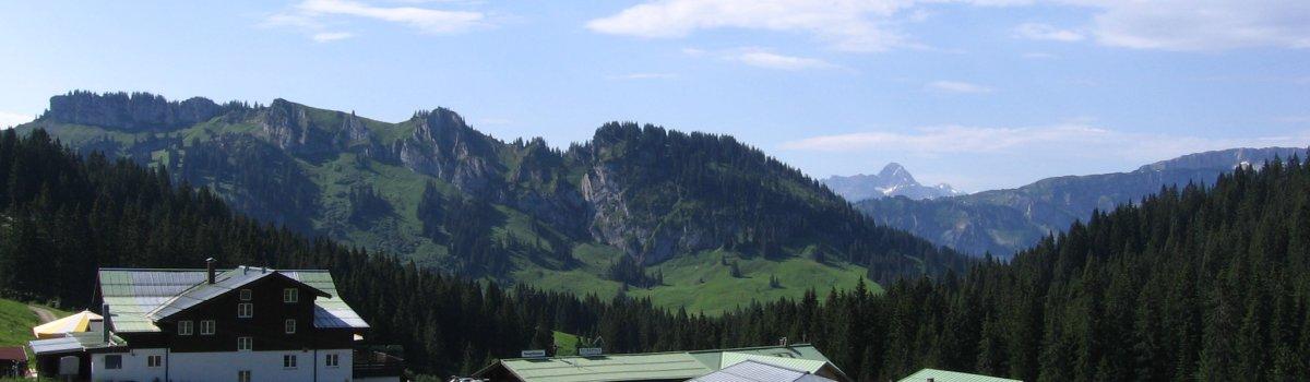 Berghütte Grasgehren