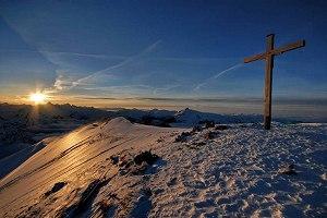 Ein Traumtag in den Bergen neigt sich dem Ende...