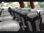Einblicke in unseren Mercedes Benz Travego Reisebus mit 52+2 Sitzplätzen