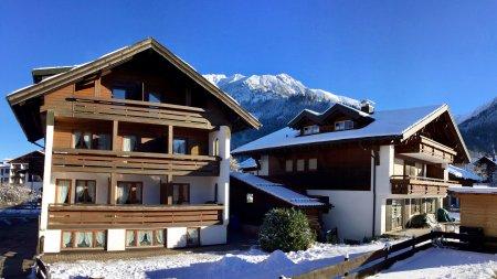 Gästehaus Grüntenblick Winter 2018