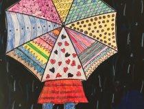 Bunte Regenschirme 20-21 (2)
