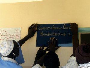 Schuleinweihung Mbampana 3
