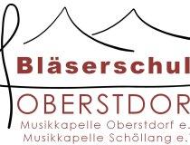 Bläserschule Oberstdorf Logo-rot
