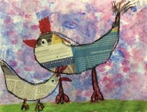 Hühner (2)
