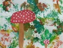 Pilze im Herbstwald (3)